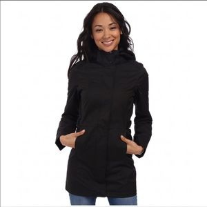 🎃NWT The North Face Laney Trench II Coat black